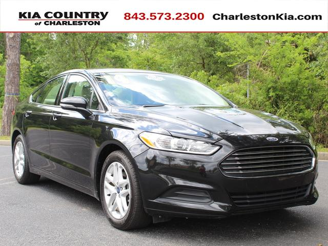 f685b0d9f1 Pre-Owned 2014 Ford Fusion 4dr Sdn SE FWD 4dr Car in Charleston ...