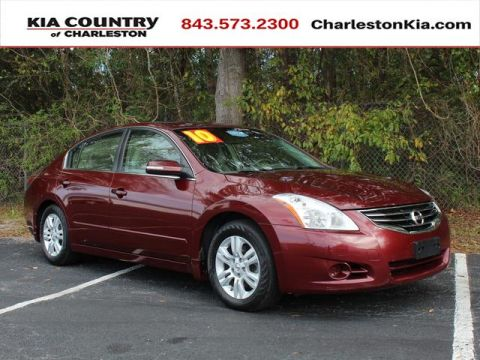 Pre-Owned 2010 Nissan Altima 4dr Sdn I4 CVT 2.5 SL