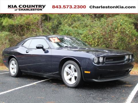 Pre-Owned 2012 Dodge Challenger 2dr Cpe SXT