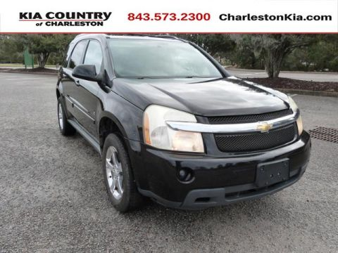 Pre-Owned 2007 Chevrolet Equinox 2WD 4dr LT
