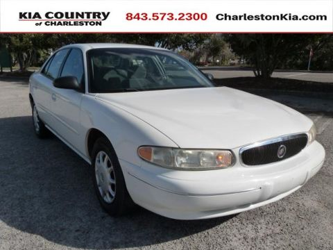 Pre-Owned 2003 Buick Century 4dr Sdn Custom