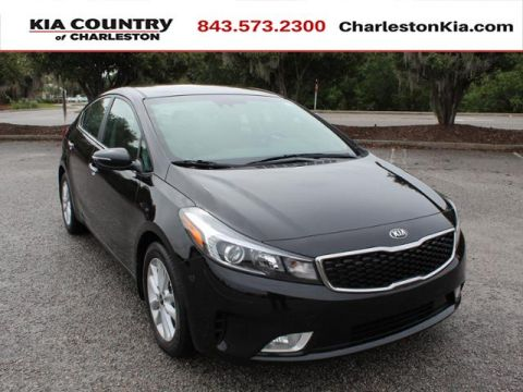 Certified Pre-Owned 2017 Kia Forte S Auto