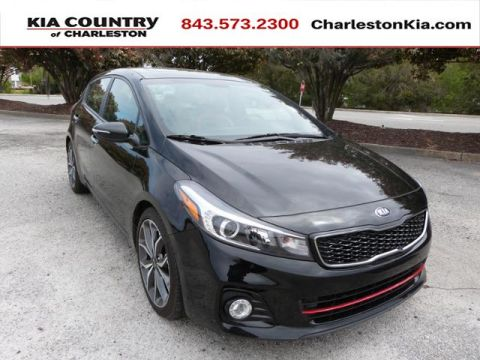 Certified Pre-Owned 2017 Kia Forte5 SX Manual