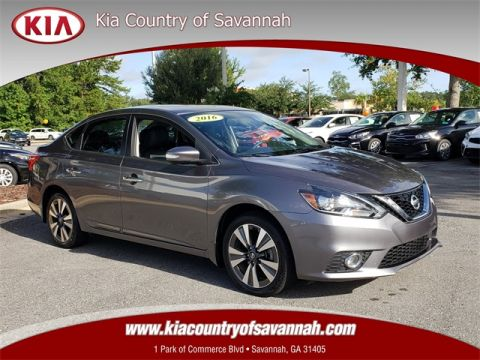 Pre-Owned 2016 Nissan Sentra SL
