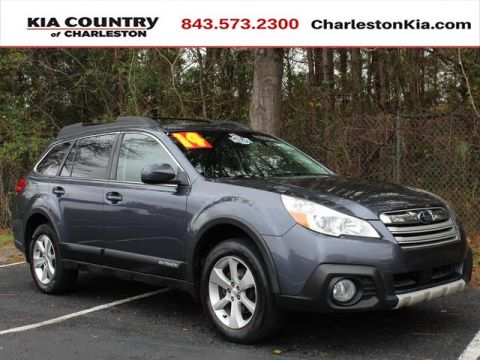 Pre-Owned 2014 Subaru Outback 4dr Wgn H4 Auto 2.5i Limited