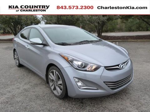 Pre-Owned 2015 Hyundai Elantra 4dr Sdn Auto Limited