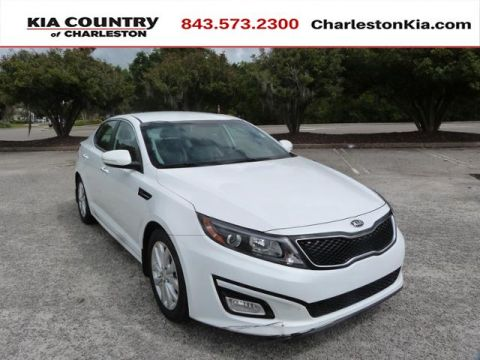Certified Pre-Owned 2015 Kia Optima 4dr Sdn EX