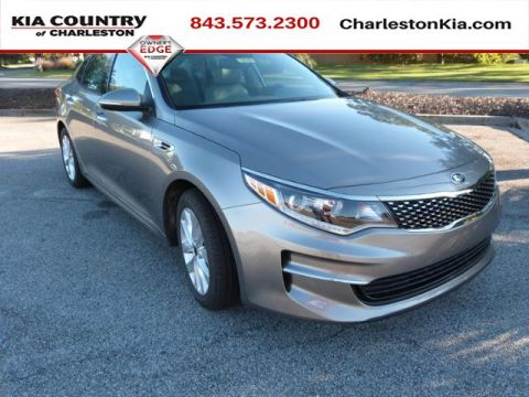 New 2018 Kia Optima EX Auto