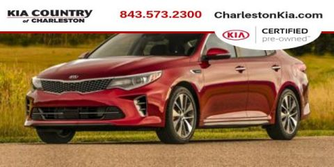 Certified Pre-Owned 2017 Kia Optima SX Limited Auto