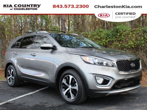 Certified Pre-Owned 2016 Kia Sorento FWD 4dr 3.3L EX