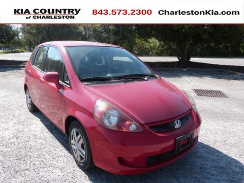 Pre-Owned 2008 Honda Fit 5dr HB Auto