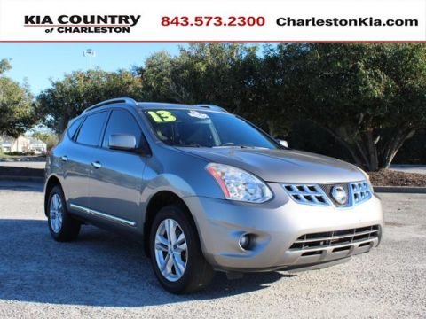 Pre-Owned 2013 Nissan Rogue AWD 4dr SV
