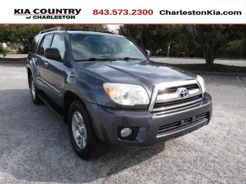 Pre-Owned 2006 Toyota 4Runner 4dr SR5 V6 Auto 4WD