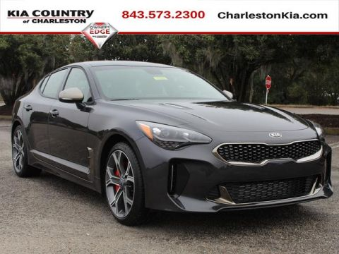 New 2019 Kia Stinger GT RWD