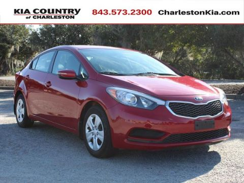 Certified Pre-Owned 2016 Kia Forte 4dr Sdn Auto LX