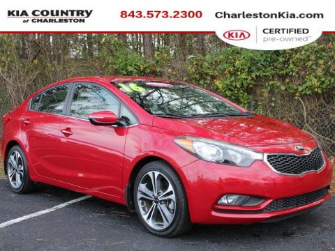 Certified Pre-Owned 2016 Kia Forte 4dr Sdn Auto EX