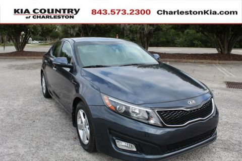 Certified Pre-Owned 2015 Kia Optima 4dr Sdn LX