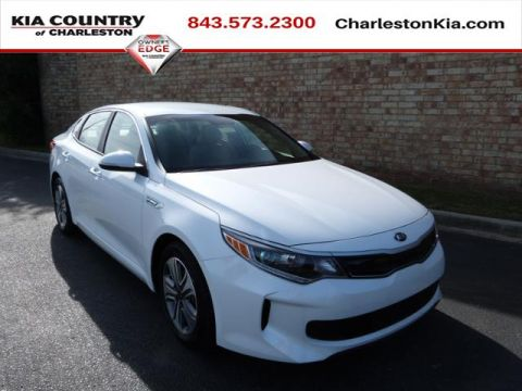 New 2017 Kia Optima Hybrid EX Auto
