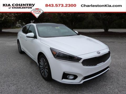 New 2018 Kia Cadenza Premium Sedan