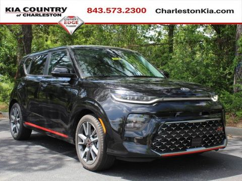 New 2020 Kia Soul GT-Line Turbo DCT