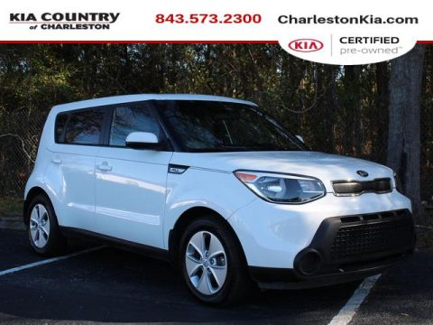 Certified Pre-Owned 2016 Kia Soul 5dr Wgn Auto Base