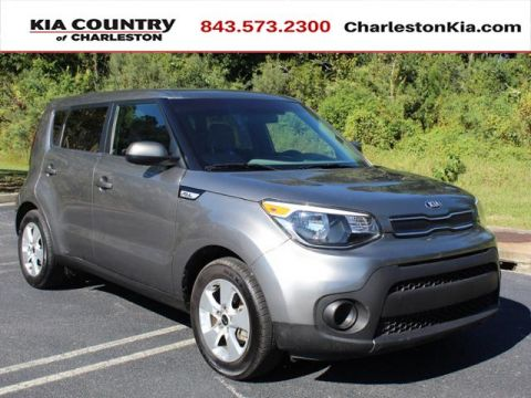 Certified Pre-Owned 2017 Kia Soul Base Auto