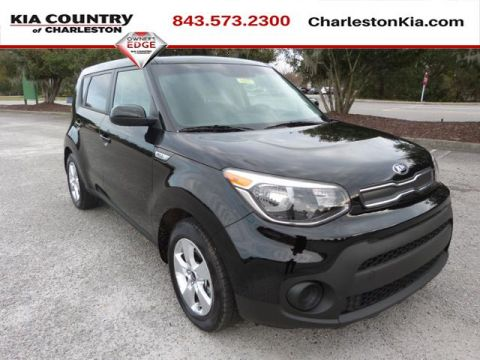 New 2018 Kia Soul Base Auto