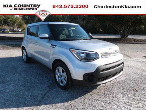 New 2018 Kia Soul Base Manual