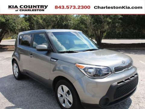 Certified Pre-Owned 2015 Kia Soul 5dr Wgn Auto Base