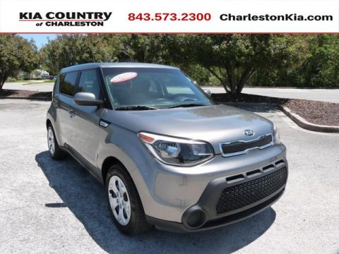 Certified Pre-Owned 2015 Kia Soul 5dr Wgn Man Base