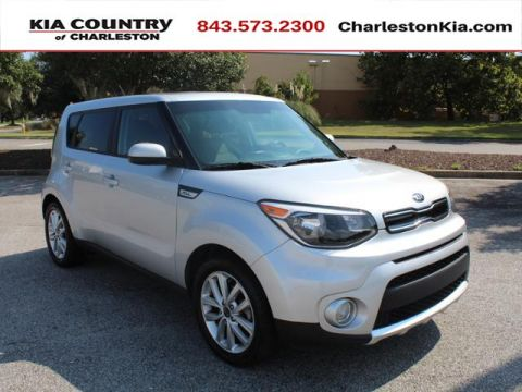 Certified Pre-Owned 2017 Kia Soul + Auto