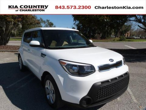 Certified Pre-Owned 2015 Kia Soul 5dr Wgn Auto +