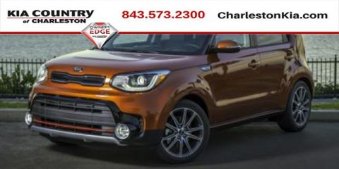Certified Pre-Owned 2018 Kia Soul + Auto