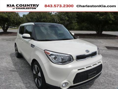 Certified Pre-Owned 2015 Kia Soul 5dr Wgn Auto !