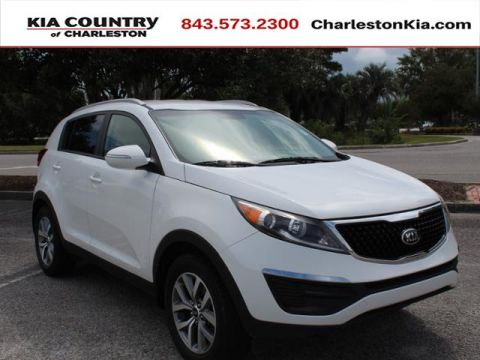 Pre-Owned 2015 Kia Sportage 2WD 4dr LX