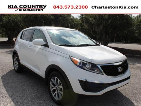 Certified Pre-Owned 2016 Kia Sportage FWD 4dr LX