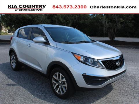 Certified Pre-Owned 2015 Kia Sportage 2WD 4dr LX