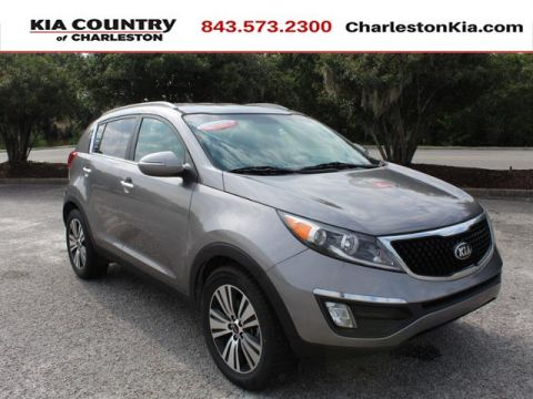 Certified Pre-Owned 2015 Kia Sportage 2WD 4dr EX