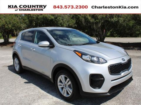 Certified Pre-Owned 2017 Kia Sportage LX FWD