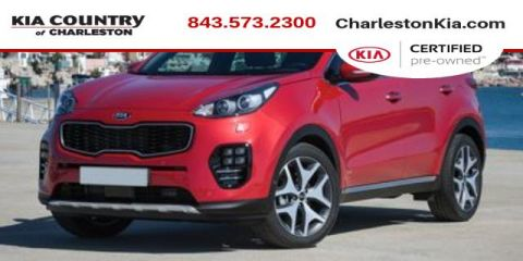 Certified Pre-Owned 2017 Kia Sportage EX FWD
