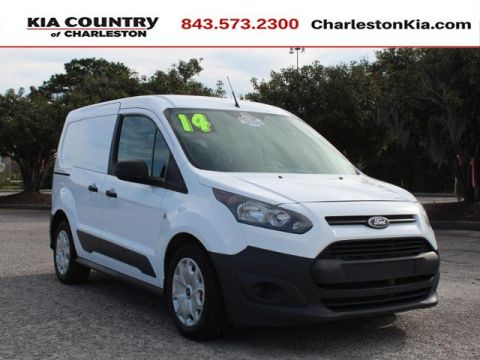 Pre-Owned 2014 Ford Transit Connect SWB XL