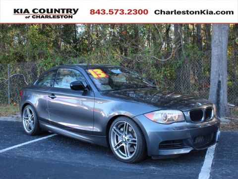 Pre-Owned 2013 BMW 1 Series 2dr Cpe 135is