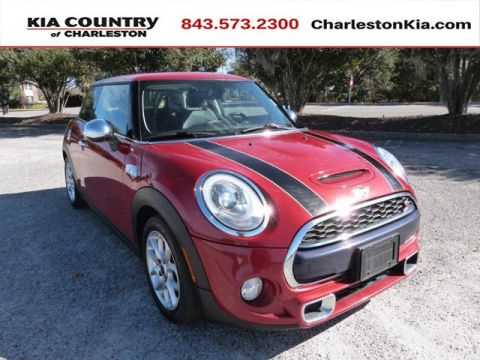 Pre-Owned 2014 MINI Cooper Hardtop 2dr Cpe S