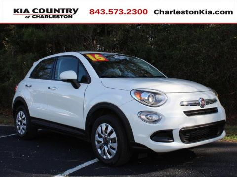 Pre-Owned 2016 FIAT 500X FWD 4dr Pop